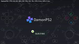 DamonPS2 PRO: Need For Speed: Underground 2 on Android