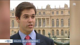 Qui sont les royalistes en France en 2019 ?