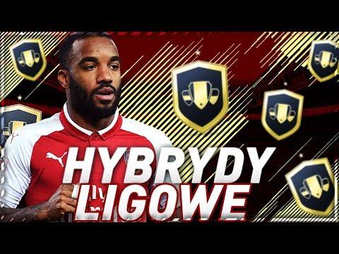 HYBRYDY LIGOWE SBC (tanio)   FIFA 18 ULTIMATE TEAM