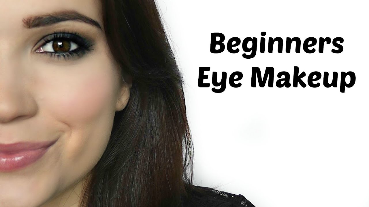 Beginners eye makeup youtube ccuart Images