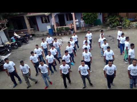 Security Guard drilling Batch 1 2019