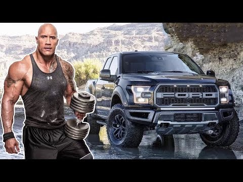 10 Most Expensive Luxuries Of Dwayne 'The Rock' Johnson | Curious fact