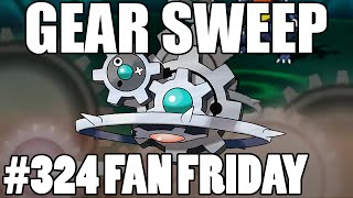 Klingklang SWEEP! Pokemon Omega Ruby Alpha Sapphire WiFi Battle! Fan Fridays #324 Adam