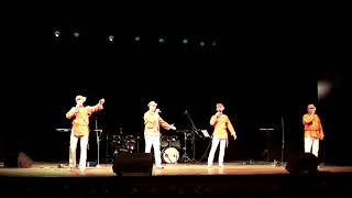 Russian song, Oscar Jazz Band in Kala Mandir / Kolkata / India