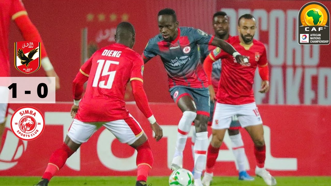 "Download Al Ahly vs Simba (1-0) Highlights ""FULL HD"""