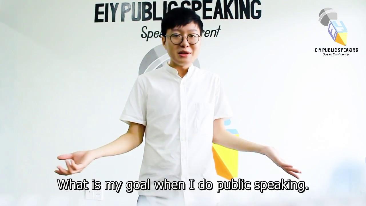 EIY - Luu - Why do I practice Public Speaking? - YouTube