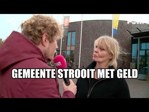 Gemeente Heemskerk strooit met geld