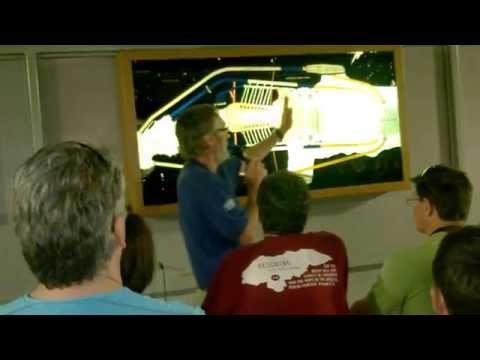 Hoover Dam Las Vegas 2015 with Tour Guide Presentation