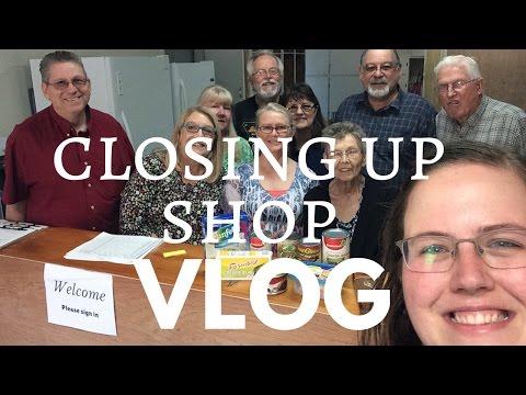 Closing up shop VLOG - $4,288