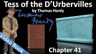 Chapter 41 - Tess of the d'Urbervilles by Thomas Hardy