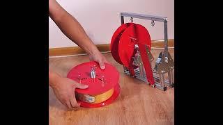 전선풀링기 와이어 케이블 전선정리 라인 전기 도구