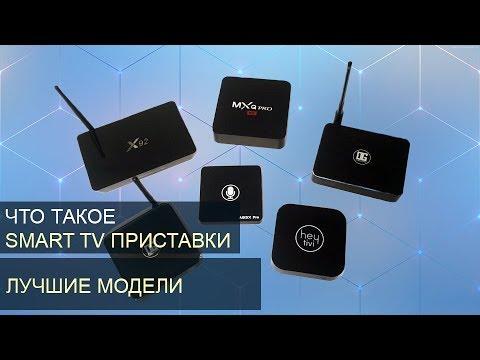 Что такое СМАРТ ТВ приставка для телевизора? Выбираем Android TV Box!