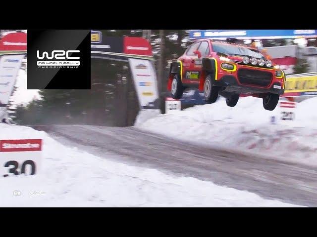 WRC 2 - Rally Sweden 2019: Highlights SATURDAY