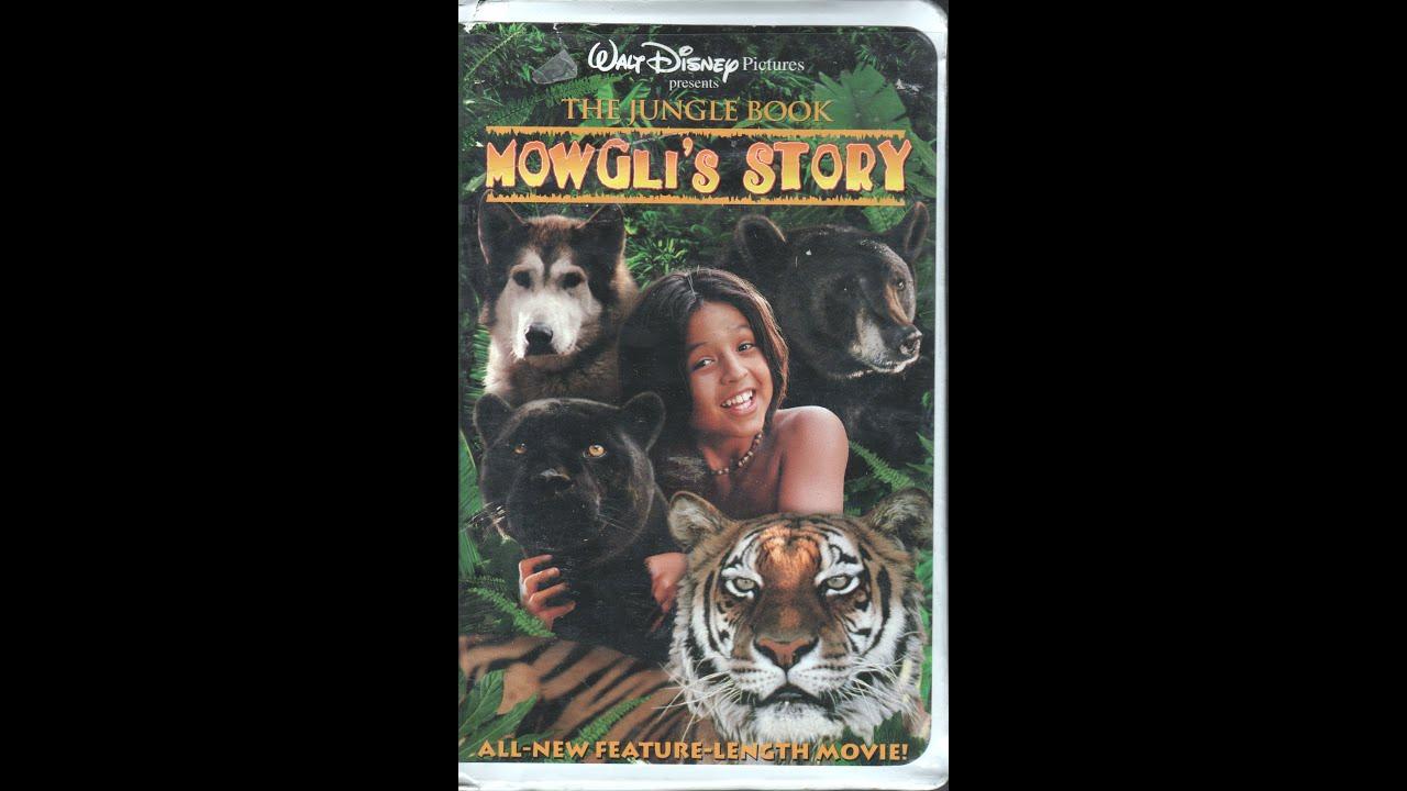 story Jungle book