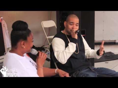 Dj Envy interview with Roxanne Shante (HD)