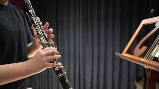 Louis spohr clarinet concerto no.2 3rd