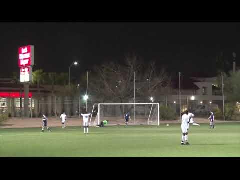 Kairo Coore - College Soccer Recruiting Highlight Video - Class Of 2019