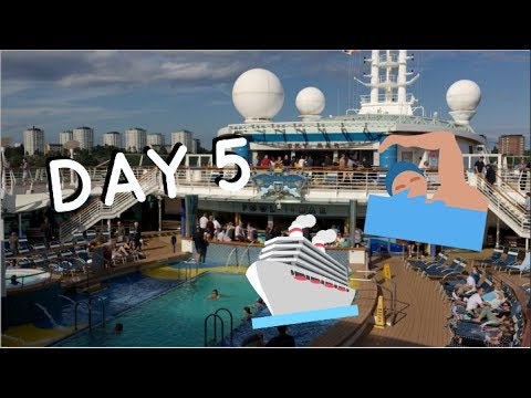 FAMILY SUMMER VACATION DAY 5 [LONDON-STOCKHOLM][CRUISE SHIP TIME!]