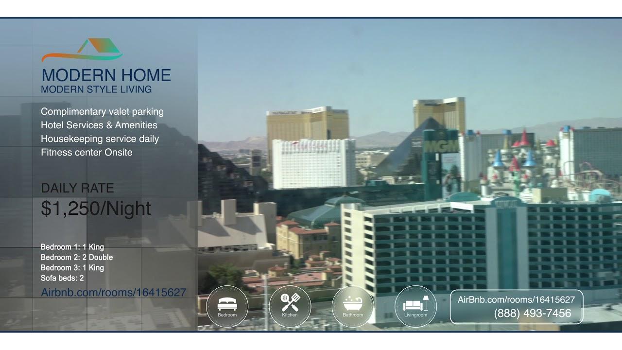 AirBnb - Las Vegas Promo - YouTube