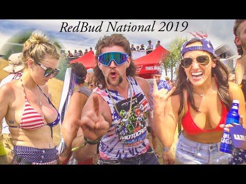 RedBud National Pro Motocross 2019   The Movie