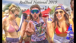 RedBud National Pro Motocross 2019 | The Movie