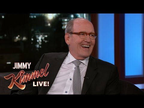Richard Jenkins Reveals Rough Start as an Actor