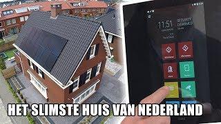 Het slimste huis van Nederland met Google Home en Z-Wave