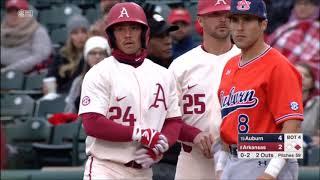 Arkansas vs. Auburn Game 3 2018 (Walk Off)