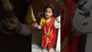 Rani Laxmi Bai Fancy Dress