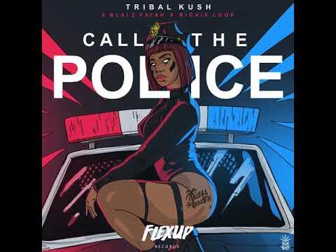 Tribal Kush - Call the Police (feat. Blaiz Faya & Richie Loop) [Flow Promo]