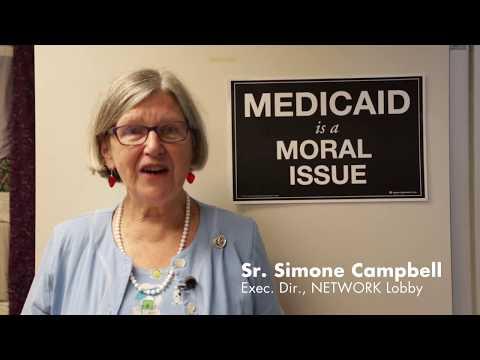 Sr. Simone Campbell Calls On Senator Capito to Vote NO on healthcare repeal