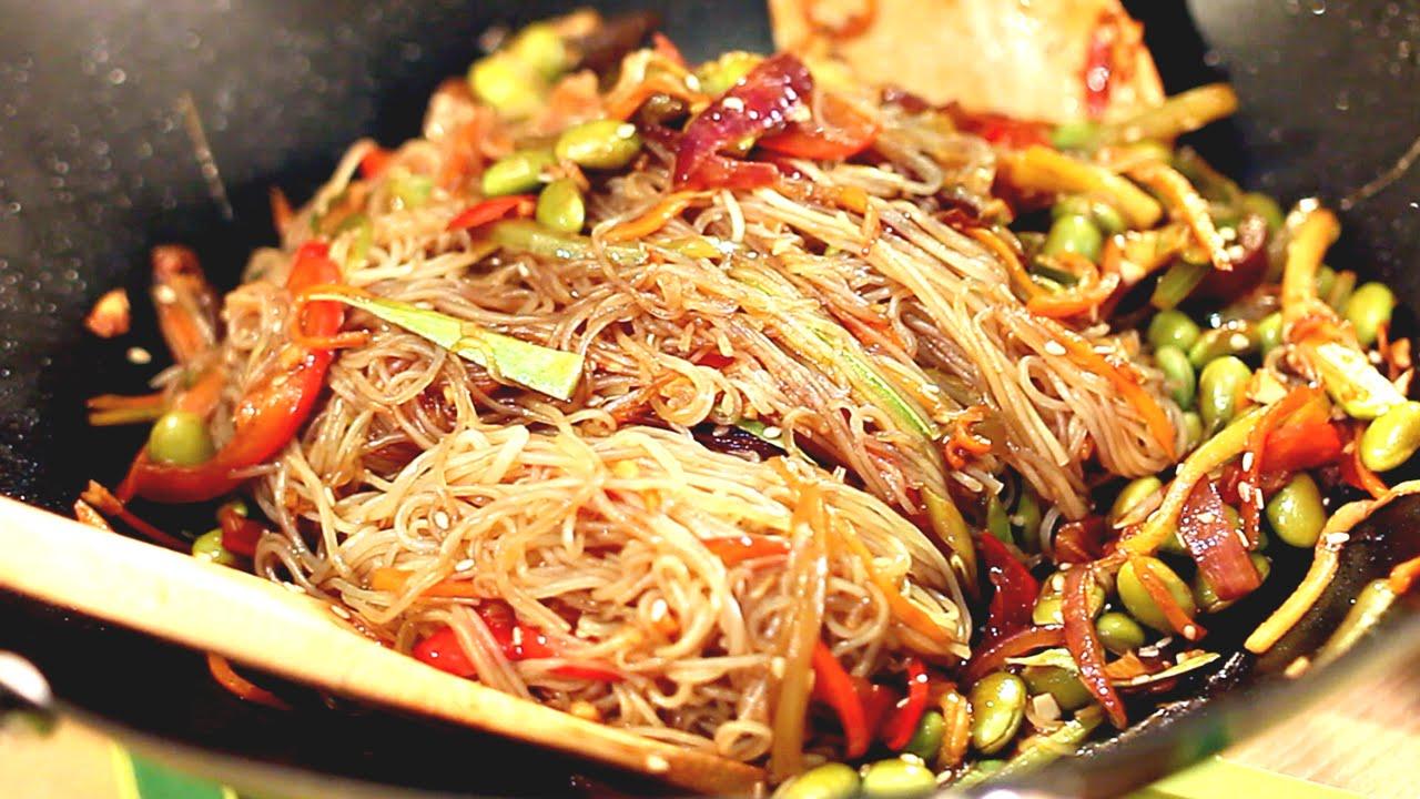 рецепт приготовления суши вок