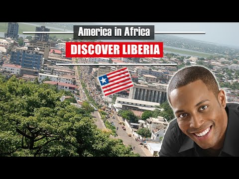America in Africa? Discover Liberia - Liberia is not what you think!