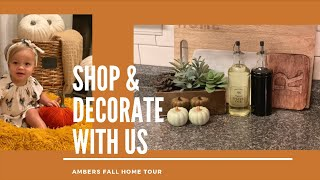 Amber's Fall Home Tour 2019
