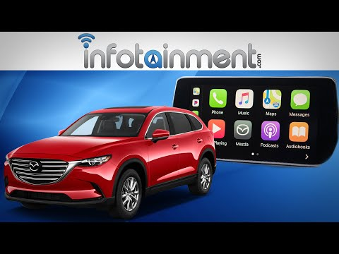 Mazda Connect® Radio Upgrade with Apple CarPlay & Android Auto – Easy DIY Installation!