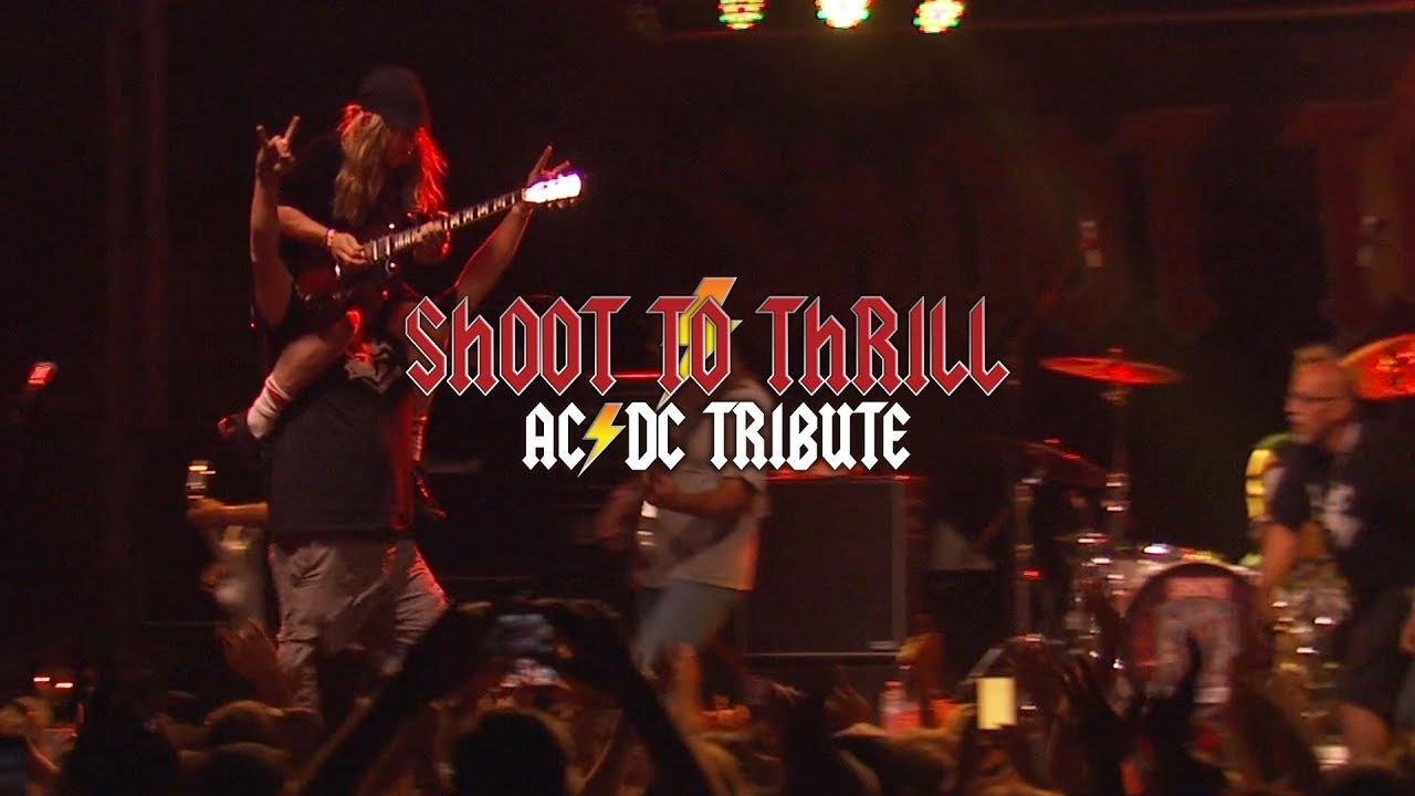 Shoot To Thrill- AC/DC Tribute Band - J-Fell Presents