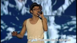 Micky Yoochun 박유천 - One Last Cry 2nd Asia Tour [English karaoke sub]