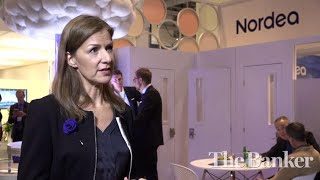 Sophia Wikander, head of business innovation, Nordea – View from Sibos 2017
