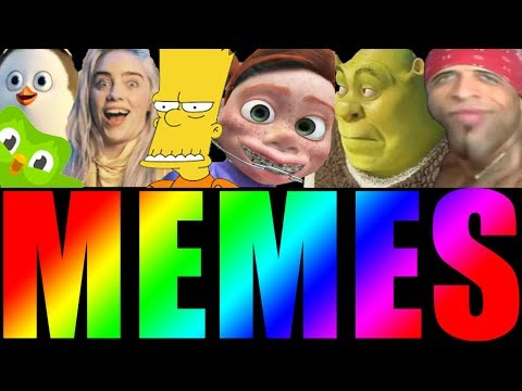 Memes That I Like To Watch Before Going To Bed Youtube