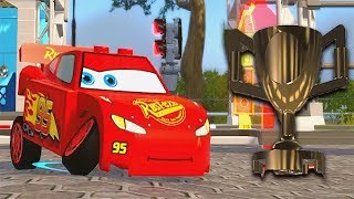 LEGO The Incredibles - How to Unlock Lightning McQueen + Free Roam Gameplay