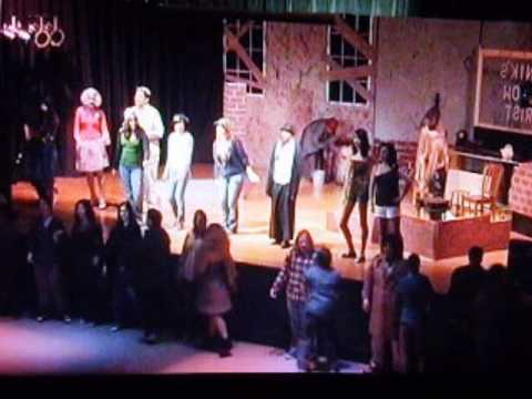 Little Shop of Horrors- Skid Row (King High Drama)