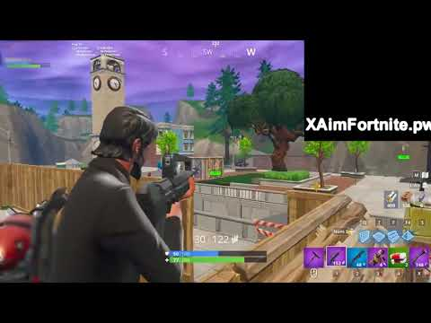 Fortnite Aimbot / Download Fortnite Aimbot Free / 100% WORKING - All Platforms