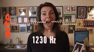 Warum singen manche so schief?   Kultur erklärt - Flick Flack   ARTE