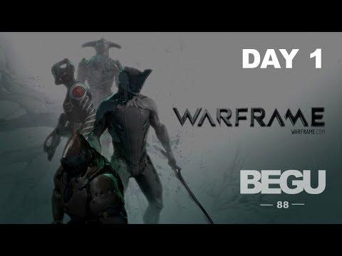Warframe on PC - The fresh Start