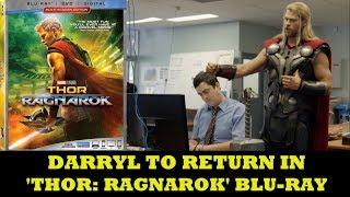 TEAM DARRYL Confirmed As Bonus Short on THOR: RAGNAROK Blu-Ray