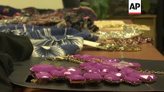 AP Exclusive: Toxic metal in chain store jewelry