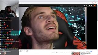 """Forsen Reacts To """"This video is blocked in your country. 📰 PEW NEWS📰"""" by Pewdiepie"""
