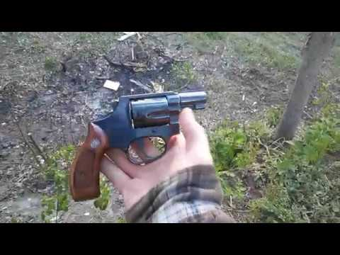 Smith And Wesson Model 36 38spl (NO DASH)