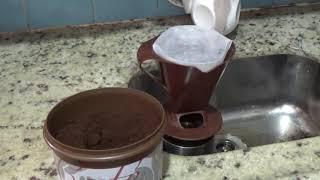 COMO FAZER CAFÉ forte e fraco com mesmo pó