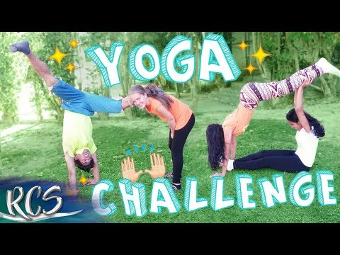 YOGA CHALLENGE - Yoliser&Orlimary ft Jhonaz y Ana Román